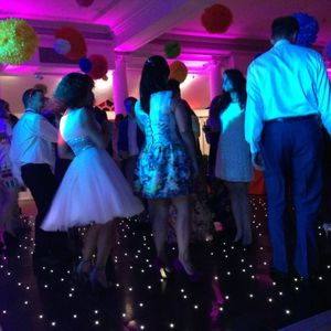 Impact Entertainments Wedding DJ