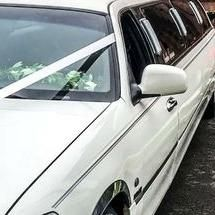 Scottish Borders Limousines Wedding car