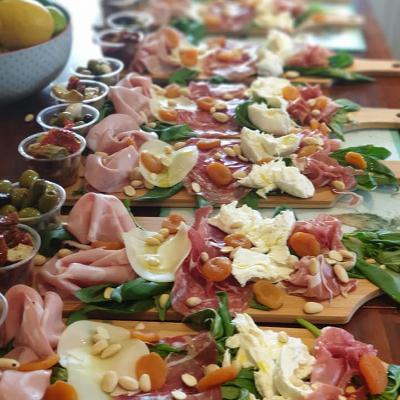 Pastini Queen Wedding Catering