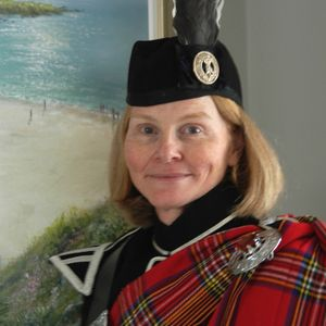 Julia Read - Quality Scottish Piper Bagpiper