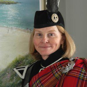 Julia Read - Quality Scottish Piper Bagpiper