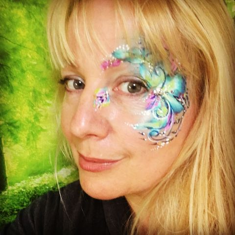 Ashley Archer Face & Body Art Face Painter