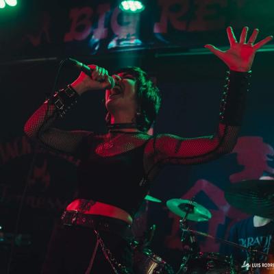 Black Jasper Promotions Heavy Metal Band