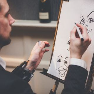 TheArtyOne Caricaturist