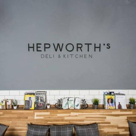 Hepworth's Kitchen Wedding Catering