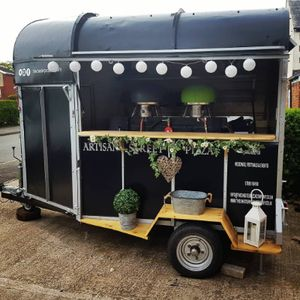 The Chester Pizza Company Food Van