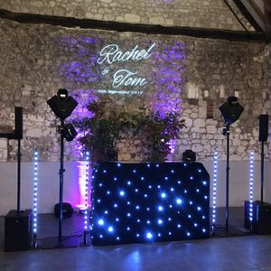 Nightlights Disco Wedding DJ