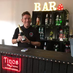 Tinos Bar Service Event Staff