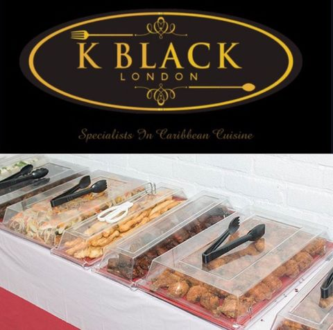 K Black London Caribbean Catering