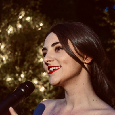 Rachael Claire Jazz Singer