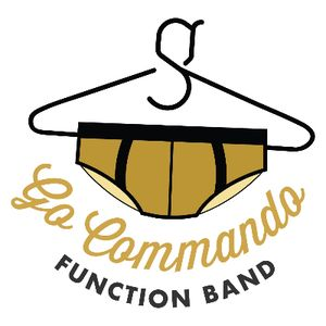 Go Commando Function & Wedding Music Band