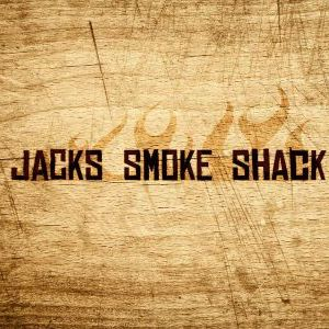 Jacks Smoke Shack Burger Van