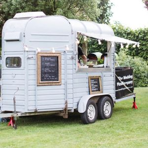 The Wedding Pizza Company Food Van