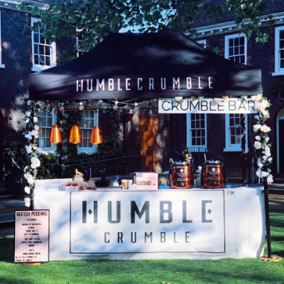 Humble Crumble Ice Cream Cart