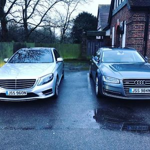 JSS Executive Cars Chauffeur Driven Car