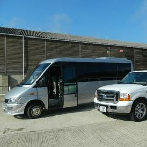 Moonlight Limos Party Bus