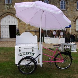 Fun Food Catering Ice Cream Cart