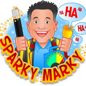 Sparky Marky Children's Magician