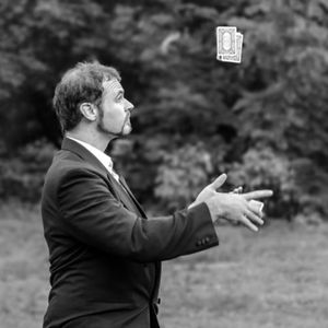 Juggling Jack Flash Fire Eater