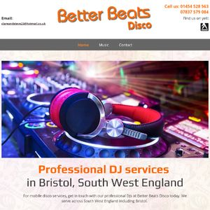 Better Beats Disco DJ