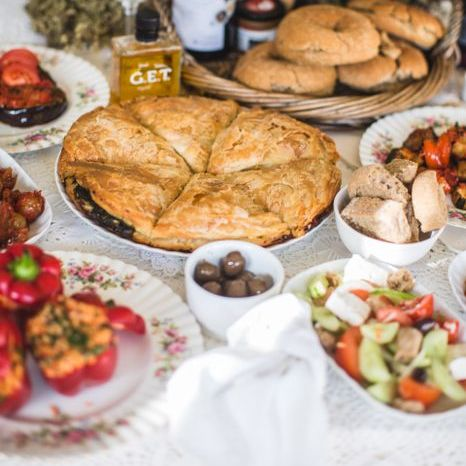 Phipie Greek Food Children's Caterer