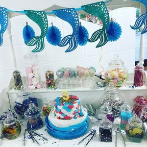 Sweetie Darling Sweets and Candy Cart