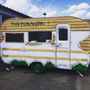 The Forager Food Van