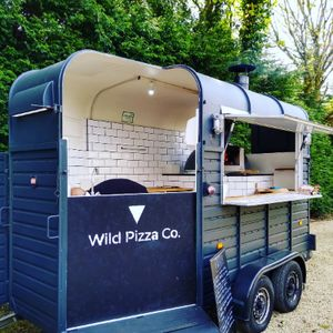 Wild Pizza Co. Wedding Catering