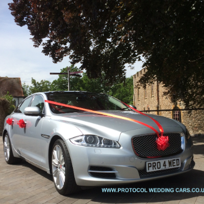 PROTOCOL WEDDING CARS Wedding car