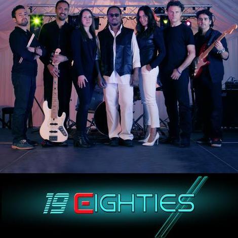 19Eighties 80s Band