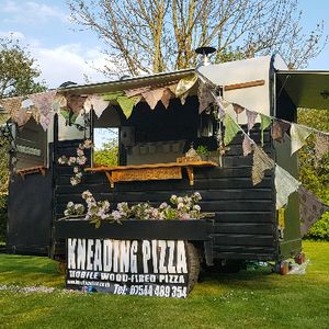Kneading Pizza Business Lunch Catering