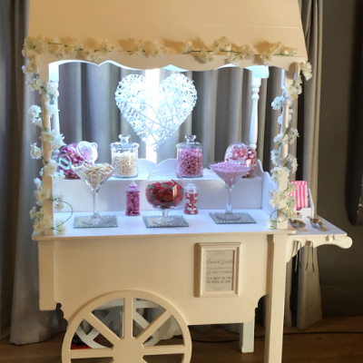 Herts Sweet Carts Sweets and Candy Cart