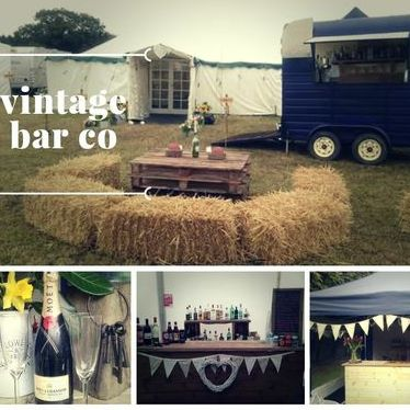 Vintage Bar Co Mobile Bar