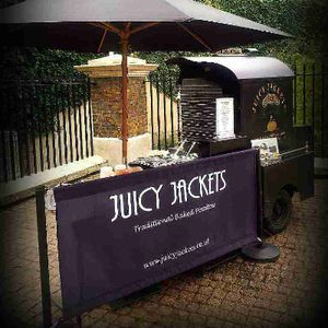Juicy Jackets Food Van