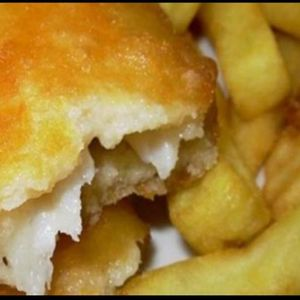The Battered Cod Fish and Chip Van