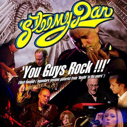 Steemy Dan 80s Band