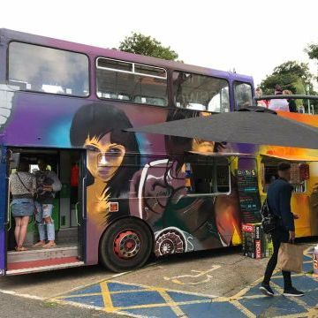 Prince of Persia UK Ltd Pizza Van