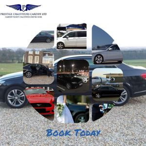 Prestige Chauffeurs Cardiff Ltd Luxury Car