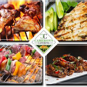Cameron's Catering Wedding Catering