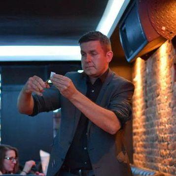 Dean Jorgensen Wedding Magician