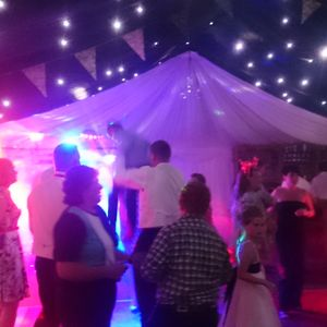 Creswell Sound & Vision Wedding DJ
