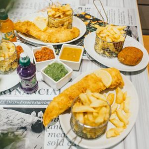 Bennett's Fish & Chips Wedding Catering