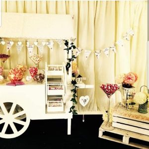Twinkles Sweets and Candy Cart