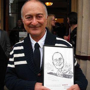 Richard Ellis Caricaturist Caricaturist