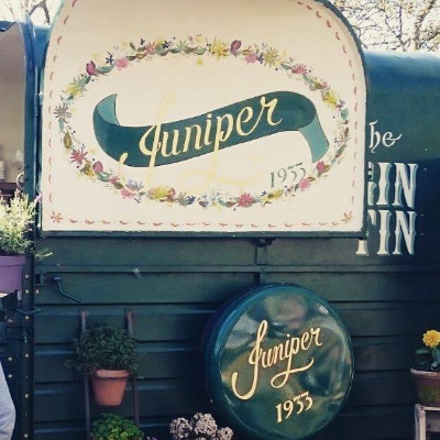 Juniper1933 Mobile Bar
