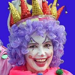 Clown Violly and Fairies Clown