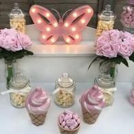 Candy Decor Sweets and Candy Cart
