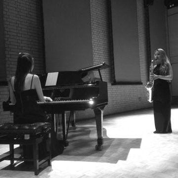 ETTA - Piano and Saxophone Duo Ensemble