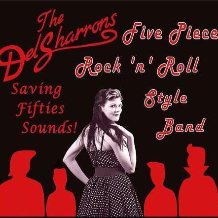 The Del Sharrons 60s Band