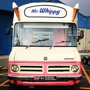 Mr Whippy Soft Ice Cream Ltd Food Van